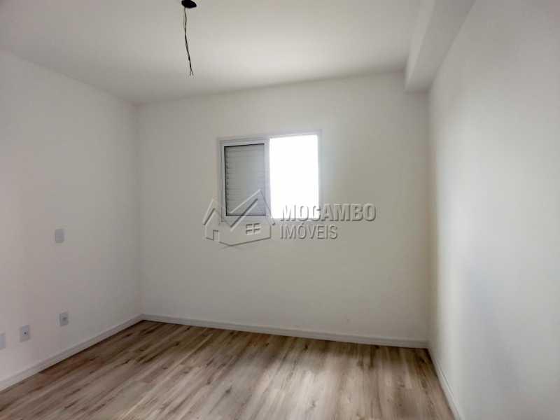 Quarto - Apartamento Para Alugar no Condomínio Edifício Bella Morada - Loteamento Santo Antônio - Itatiba - SP - FCAP20461 - 9
