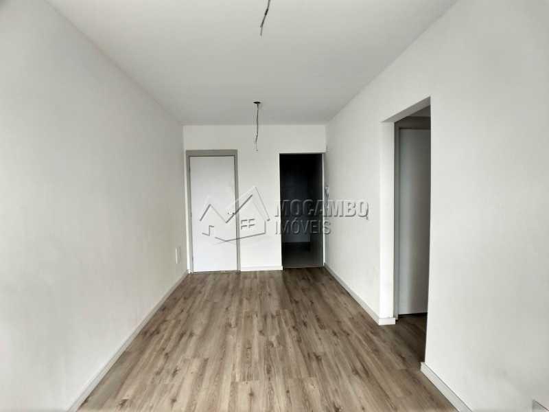Sala - Apartamento Para Alugar no Condomínio Edifício Bella Morada - Loteamento Santo Antônio - Itatiba - SP - FCAP20461 - 4