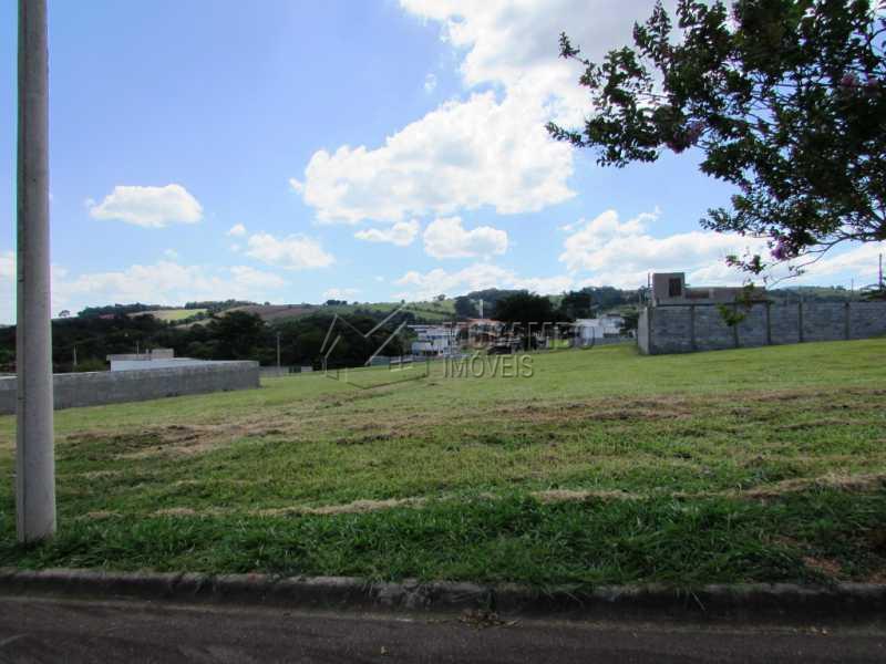 Terreno - Terreno À Venda no Condomínio Bosque dos Pires - Sítio da Moenda - Itatiba - SP - FCUF00837 - 1