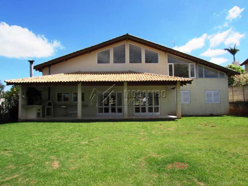 Fundos - Chácara 1000m² À Venda Itatiba,SP - R$ 490.000 - FCCH30080 - 9