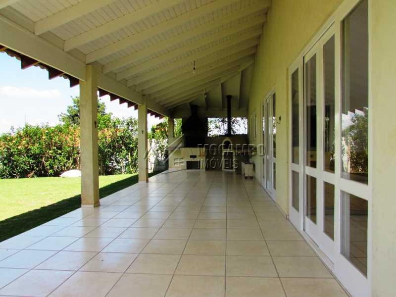 Varanda - Chácara 1000m² À Venda Itatiba,SP - R$ 490.000 - FCCH30080 - 10