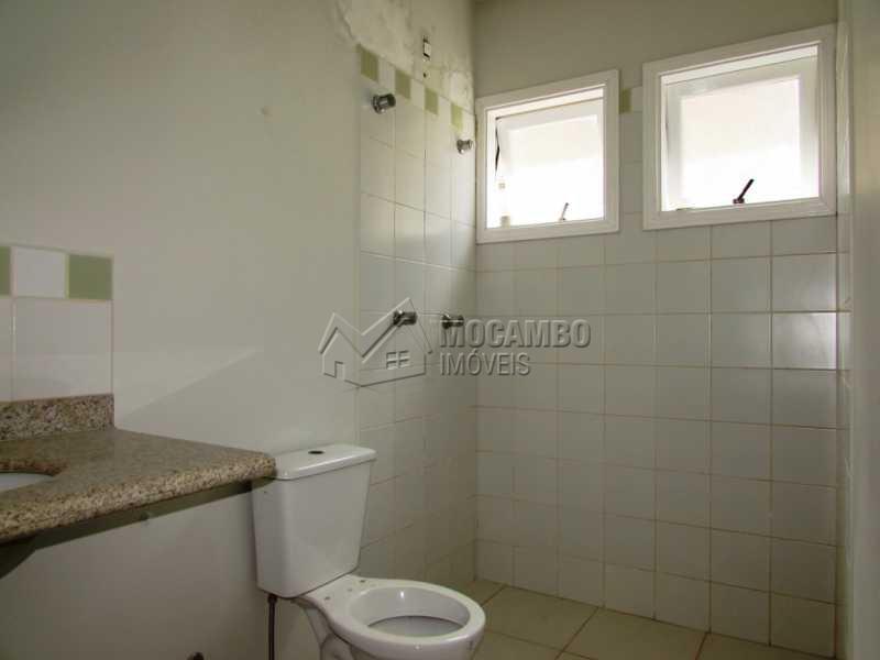Banheiro Social - Chácara 1000m² À Venda Itatiba,SP - R$ 490.000 - FCCH30080 - 22
