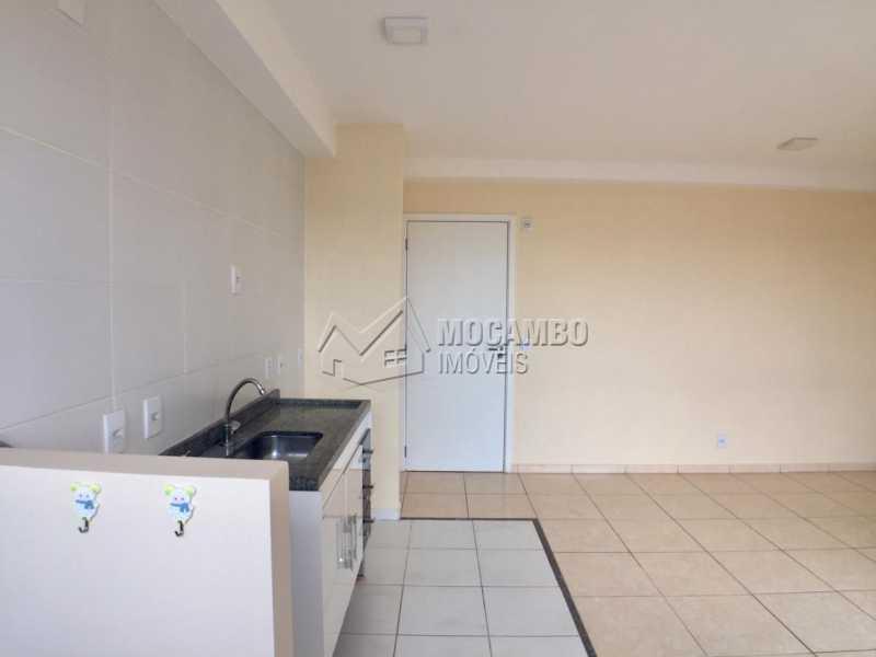 Cozinha - Apartamento 2 quartos à venda Itatiba,SP - R$ 207.000 - FCAP20464 - 1