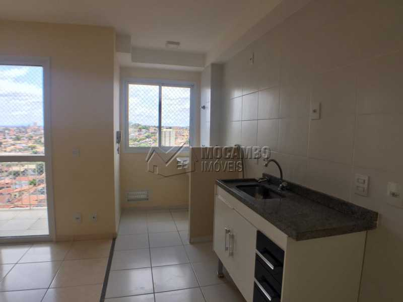 Cozinha - Apartamento 2 quartos à venda Itatiba,SP - R$ 207.000 - FCAP20464 - 7