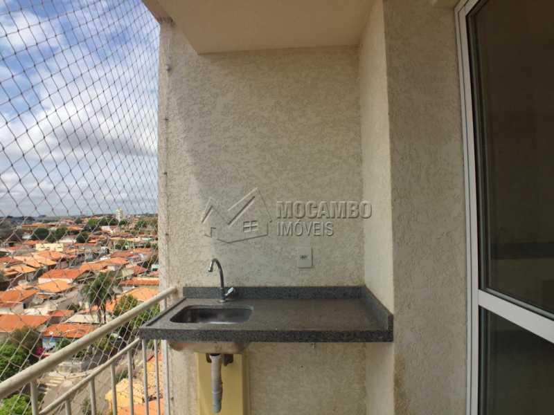 Varanda Gourmet  - Apartamento 2 quartos à venda Itatiba,SP - R$ 207.000 - FCAP20464 - 11