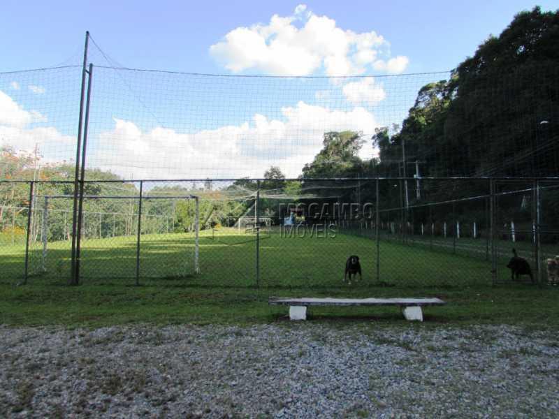 Campo Futebol - Sítio 25000m² à venda Itatiba,SP - R$ 1.100.000 - FCSI30001 - 4