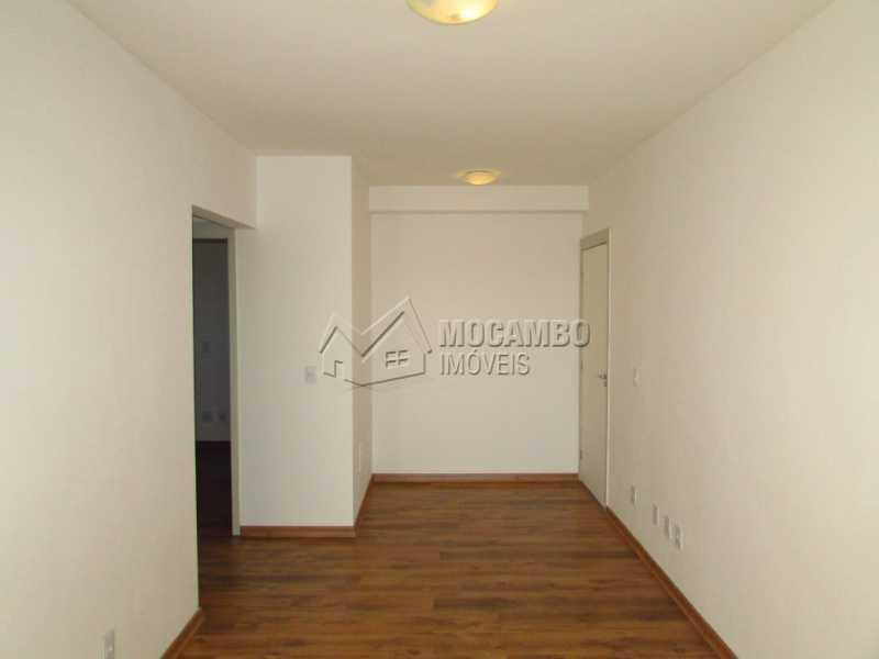 Sala - Apartamento Para Alugar no Condomínio Edifício Bella Morada - Loteamento Santo Antônio - Itatiba - SP - FCAP20469 - 3