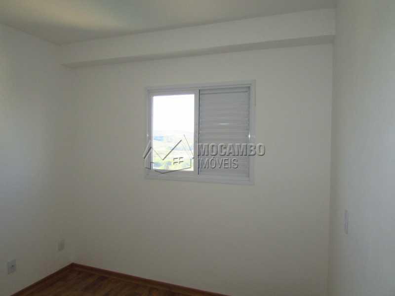 Dormitório 01  - Apartamento Para Alugar no Condomínio Edifício Bella Morada - Loteamento Santo Antônio - Itatiba - SP - FCAP20469 - 5