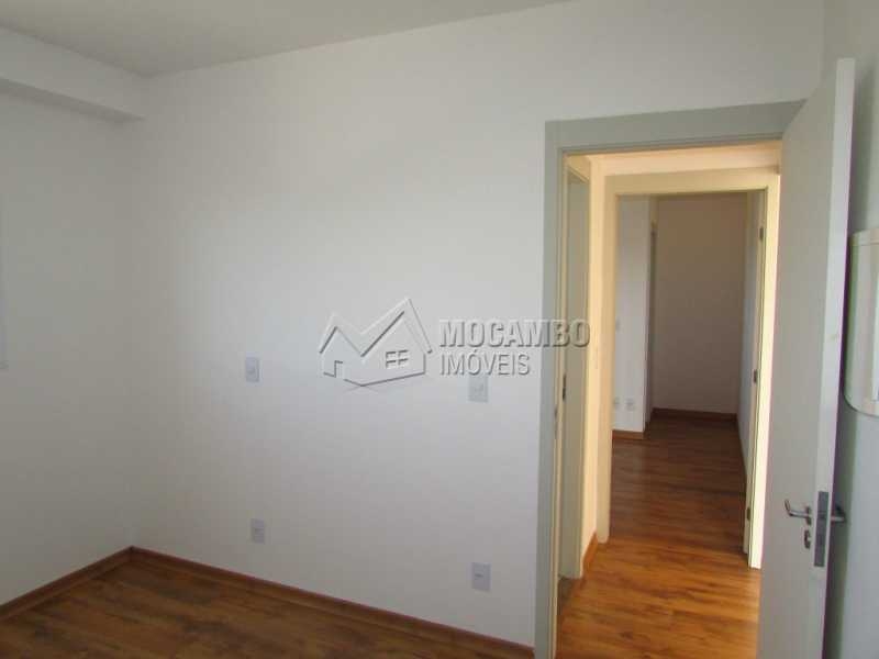 Dormitório 01 - Apartamento Para Alugar no Condomínio Edifício Bella Morada - Loteamento Santo Antônio - Itatiba - SP - FCAP20469 - 4