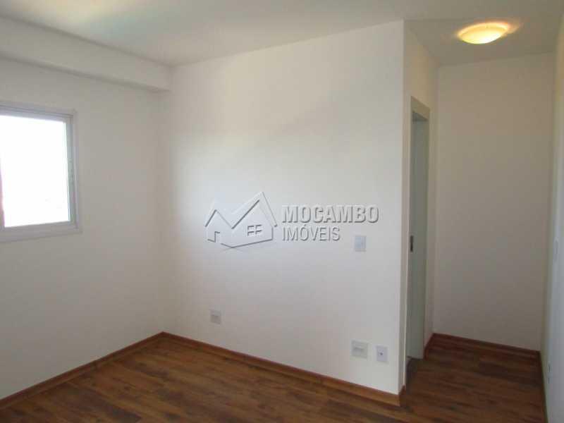 Dormitório 02 Suite  - Apartamento Para Alugar no Condomínio Edifício Bella Morada - Loteamento Santo Antônio - Itatiba - SP - FCAP20469 - 7