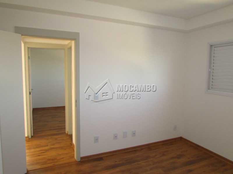 Dormitório 02 Suite  - Apartamento Para Alugar no Condomínio Edifício Bella Morada - Loteamento Santo Antônio - Itatiba - SP - FCAP20469 - 6