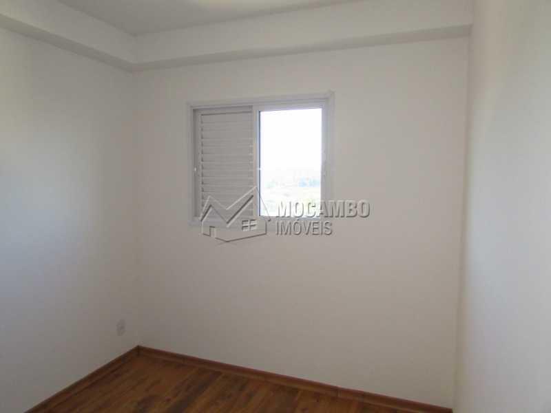 Dormitório 02 Suite  - Apartamento Para Alugar no Condomínio Edifício Bella Morada - Loteamento Santo Antônio - Itatiba - SP - FCAP20469 - 8