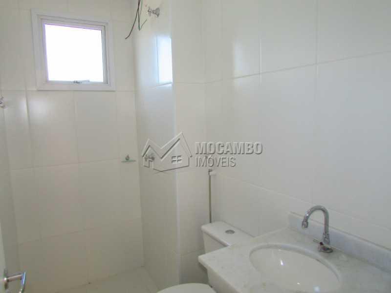 WC Social  - Apartamento Para Alugar no Condomínio Edifício Bella Morada - Loteamento Santo Antônio - Itatiba - SP - FCAP20469 - 10