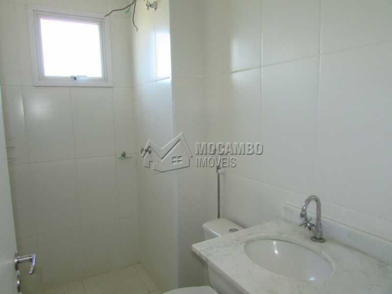 WC Suite  - Apartamento Para Alugar no Condomínio Edifício Bella Morada - Loteamento Santo Antônio - Itatiba - SP - FCAP20469 - 11