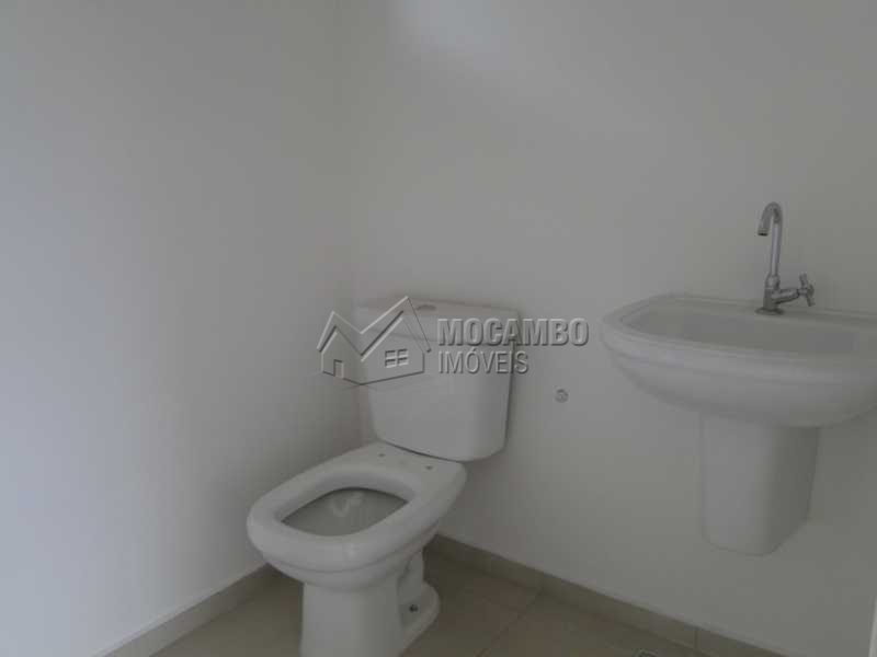 Banheiro  - Sala Comercial Para Alugar no Condomínio Edifício Office Center - Centro - Itatiba - SP - FCSL00122 - 12
