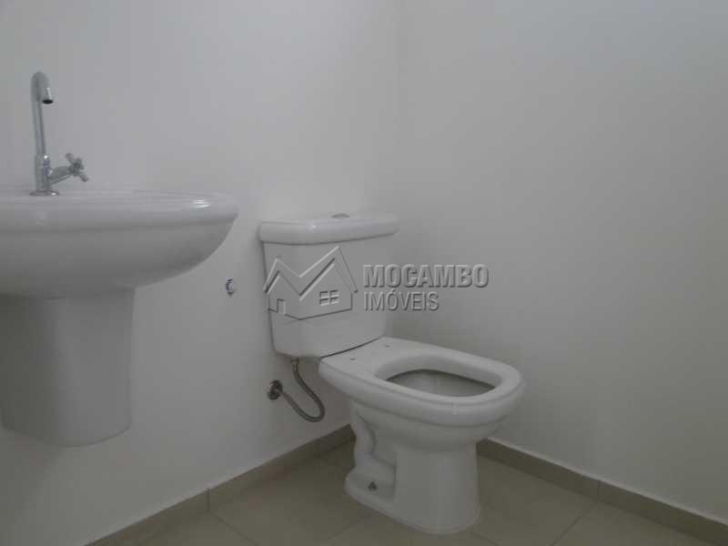 Banheiro - Sala Comercial Para Alugar no Condomínio Edifício Office Center - Centro - Itatiba - SP - FCSL00122 - 13