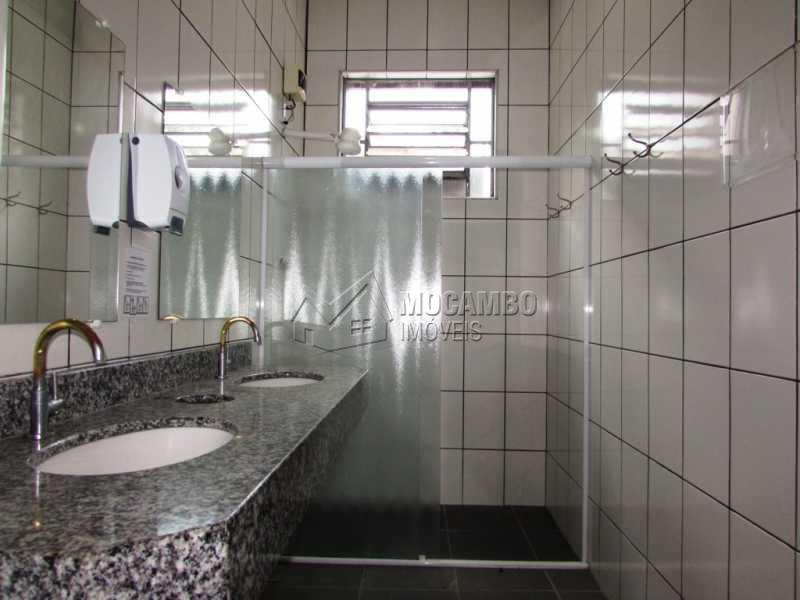 Banheiro - Galpão 205m² à venda Itatiba,SP Jardim Arizona - R$ 620.000 - FCGA00113 - 10