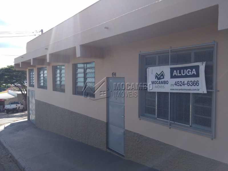 Fachada - Galpão À Venda - Itatiba - SP - Jardim Arizona - FCGA00113 - 12
