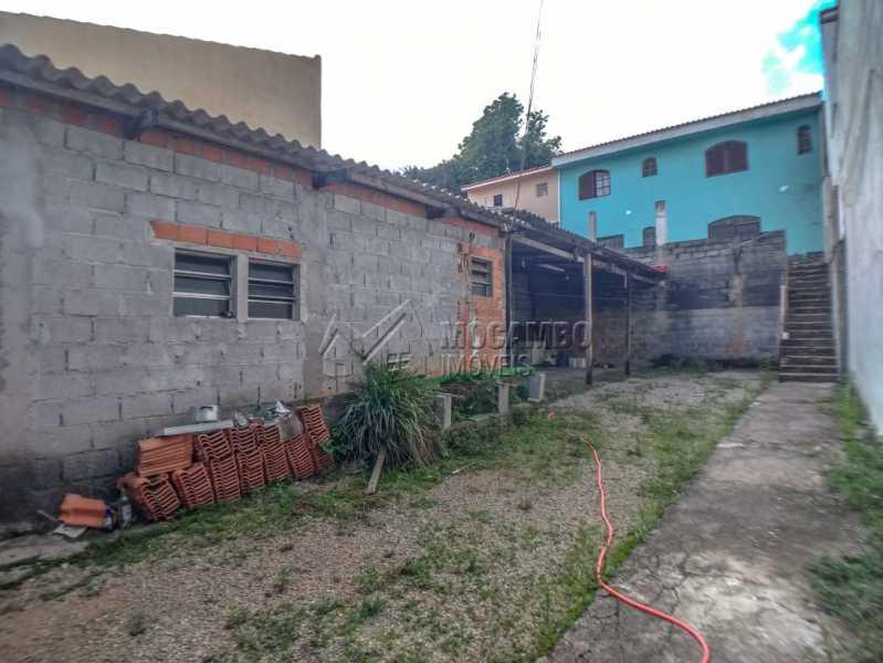 Quintal - Casa 2 quartos à venda Itatiba,SP - R$ 220.000 - FCCA20720 - 14