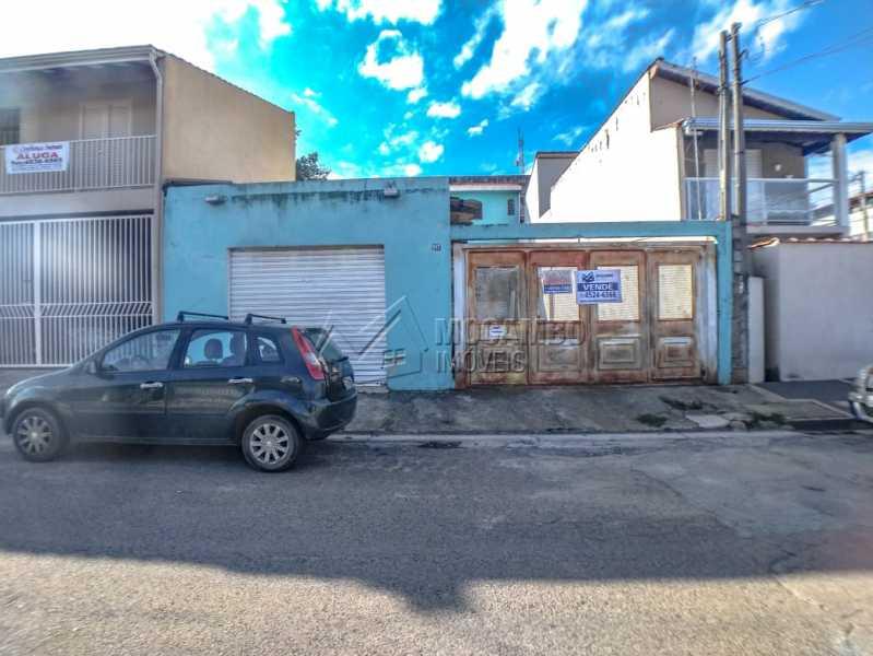 Fachada - Casa 2 Quartos À Venda Itatiba,SP - R$ 220.000 - FCCA20720 - 16