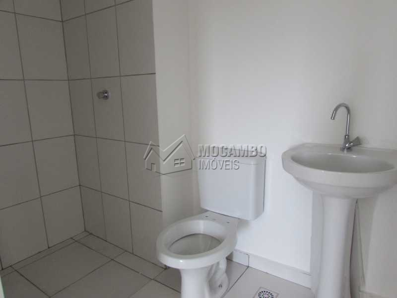 Banheiro - Apartamento Condomínio Edifício Residencial Green Ville, Avenida Roberto Delphino,Itatiba, Bairro das Brotas, SP À Venda, 2 Quartos, 50m² - FCAP20484 - 9