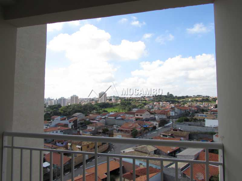 Vista Varanda - Apartamento Condomínio Edifício Residencial Green Ville, Avenida Roberto Delphino,Itatiba, Bairro das Brotas, SP À Venda, 2 Quartos, 50m² - FCAP20484 - 6