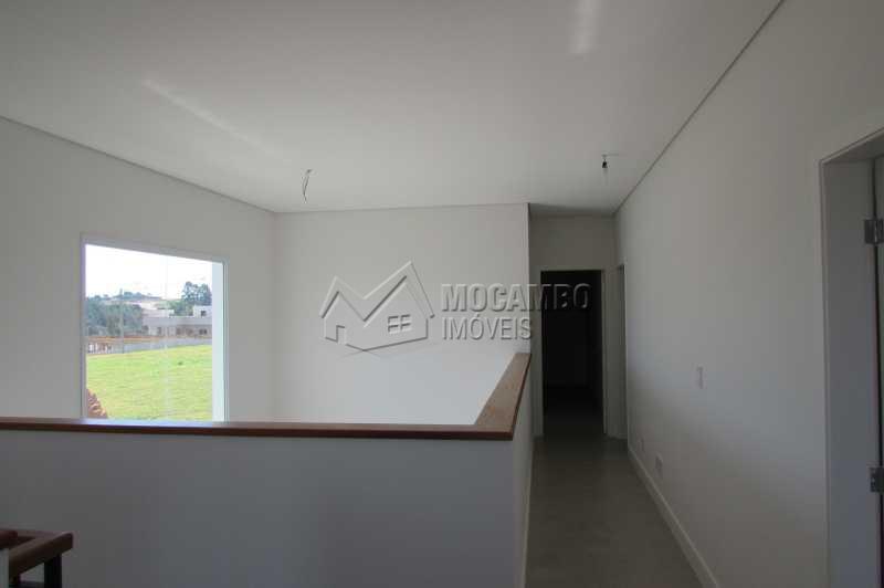Hall/Escritório - Casa À Venda no Condomínio Reserva Santa Rosa - Jardim Arizona - Itatiba - SP - FCCN30231 - 14