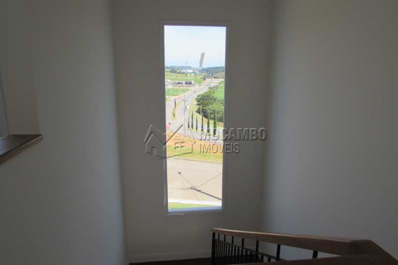Escadas - Casa À Venda no Condomínio Reserva Santa Rosa - Jardim Arizona - Itatiba - SP - FCCN30231 - 26