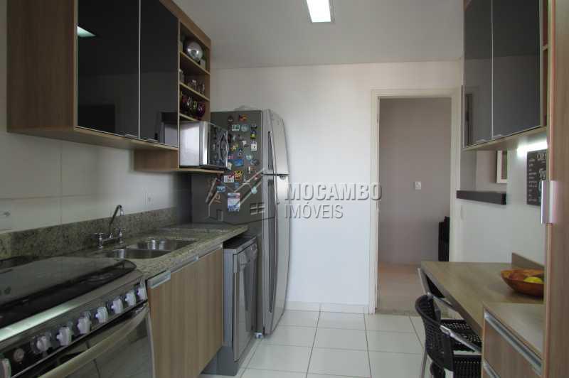 Cozinha - Apartamento 3 quartos à venda Itatiba,SP - R$ 699.000 - FCAP30358 - 9