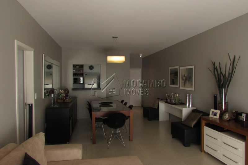 Living - Apartamento 3 quartos à venda Itatiba,SP - R$ 699.000 - FCAP30358 - 7