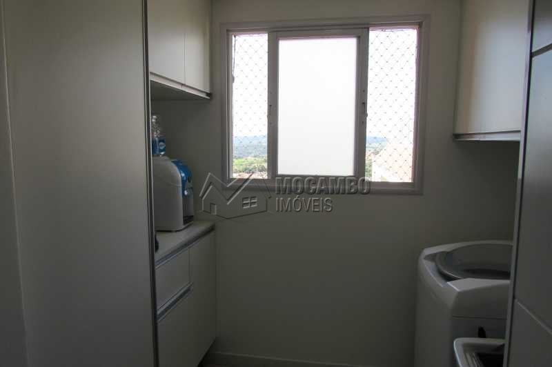 Área de Serviço - Apartamento 3 quartos à venda Itatiba,SP - R$ 699.000 - FCAP30358 - 11