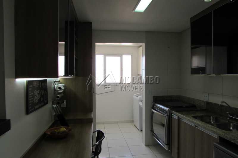 Cozinha - Apartamento 3 quartos à venda Itatiba,SP - R$ 699.000 - FCAP30358 - 8