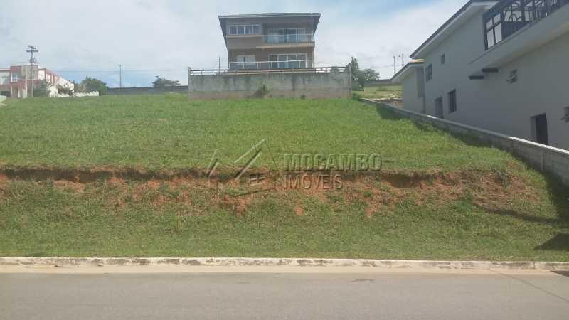 Terreno em Aclive - Terreno À Venda no Condomínio Villagio Paradiso - Bairro Itapema - Itatiba - SP - FCUF00851 - 1