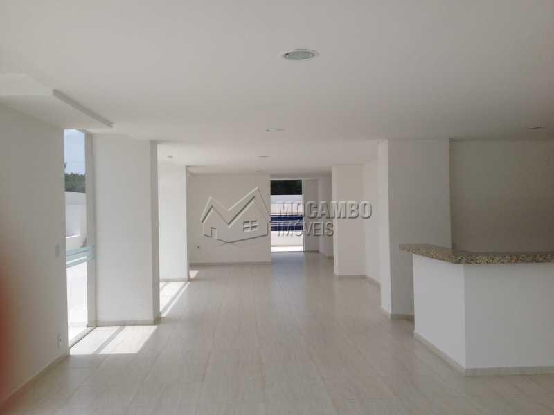 Espaço Gourmet  - Apartamento Condomínio Edifício Residencial Espanha, Itatiba, Jardim Alto de Santa Cruz, SP Para Alugar, 2 Quartos, 68m² - FCAP20493 - 13