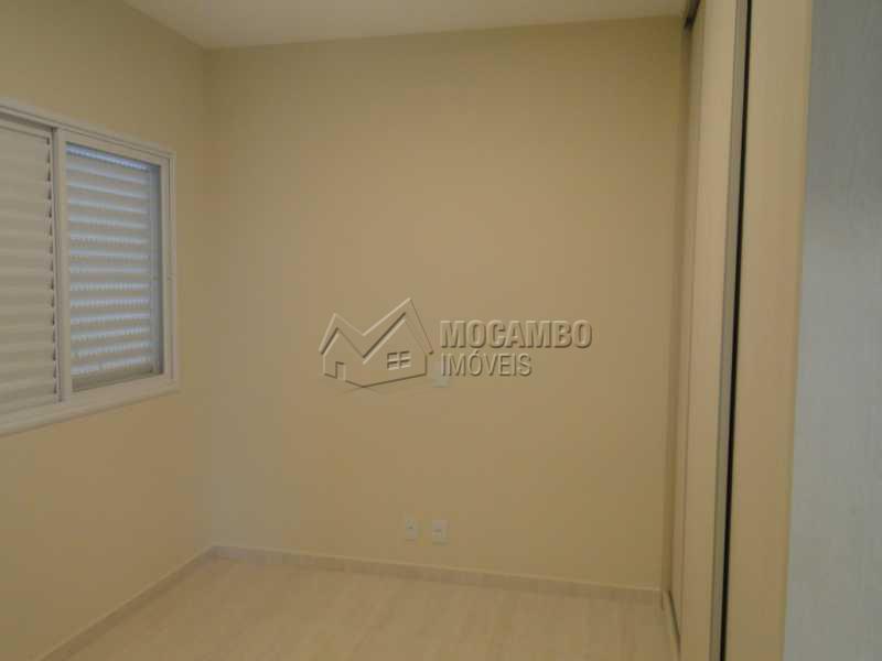 Quarto - Apartamento Condomínio Edifício Residencial Espanha, Itatiba, Jardim Alto de Santa Cruz, SP Para Alugar, 2 Quartos, 68m² - FCAP20493 - 7