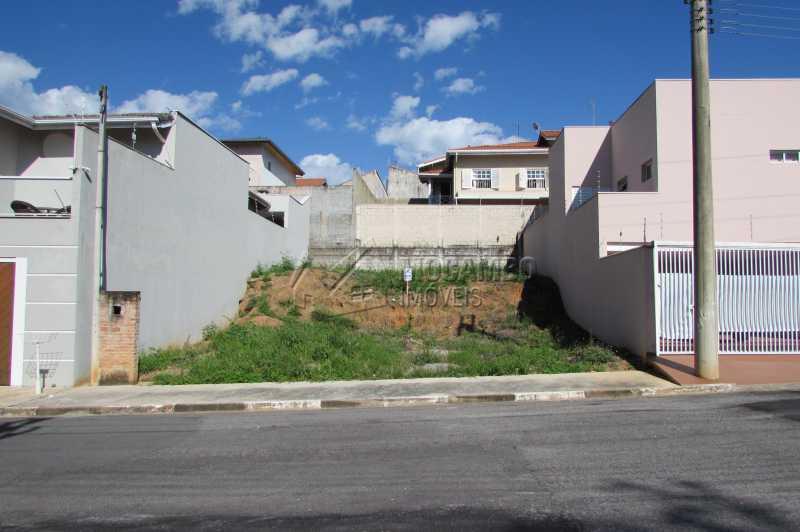Terreno - Terreno 250m² à venda Itatiba,SP - R$ 210.000 - FCUF00856 - 1
