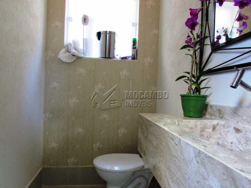Lavabo - Casa em Condominio À Venda - Itatiba - SP - Residencial Fazenda Serrinha - FCCN30234 - 5
