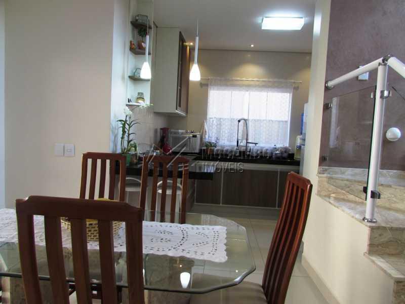 Jantar - Casa em Condominio À Venda - Itatiba - SP - Residencial Fazenda Serrinha - FCCN30234 - 9