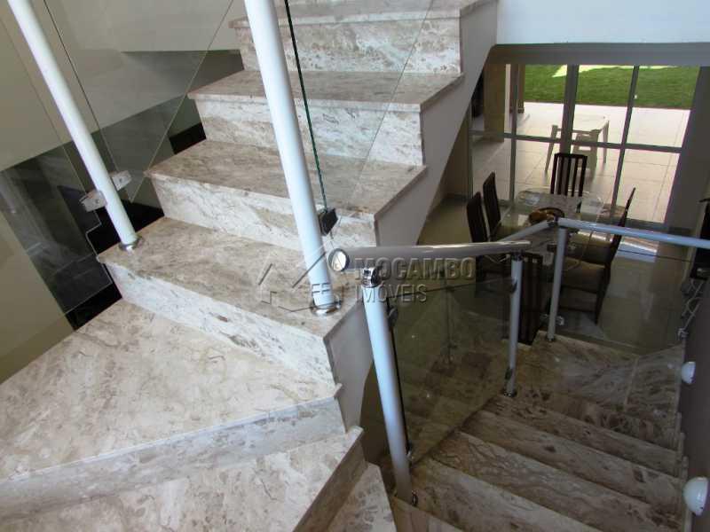 Acesso Dormitórios  - Casa em Condominio À Venda - Itatiba - SP - Residencial Fazenda Serrinha - FCCN30234 - 20