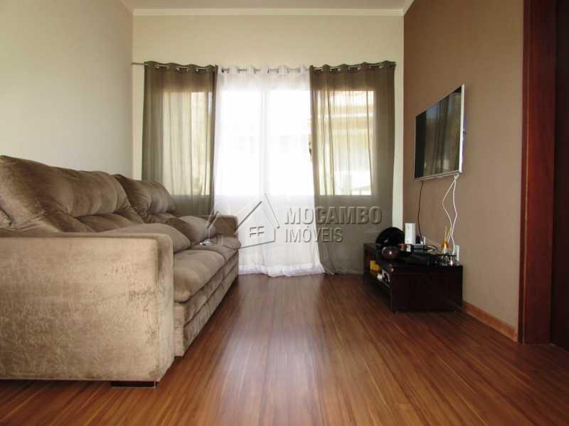 Sala - Casa em Condominio À Venda - Itatiba - SP - Residencial Fazenda Serrinha - FCCN30234 - 21
