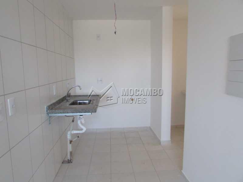 Cozinha  - Apartamento À VENDA, Edifício Up Tower Bridge, Bairro da Ponte, Itatiba, SP - FCAP20502 - 4