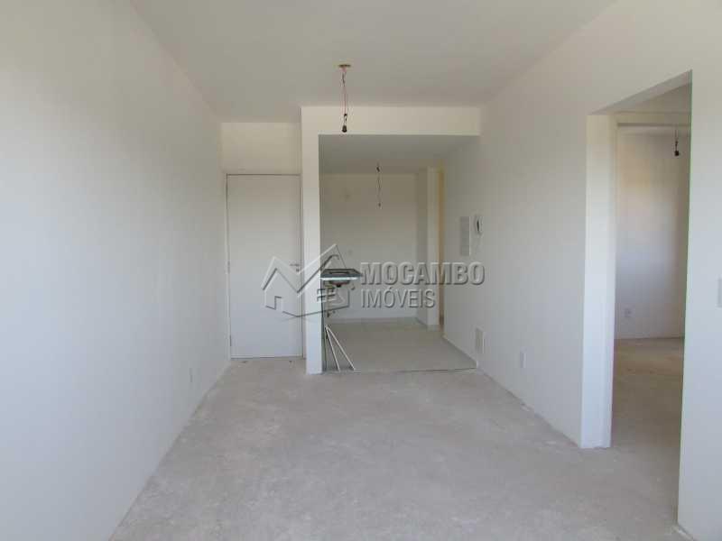 Sala  - Apartamento À VENDA, Edifício Up Tower Bridge, Bairro da Ponte, Itatiba, SP - FCAP20502 - 8