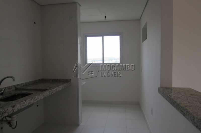 Cozinha e Área de Serviço - Apartamento 3 quartos à venda Itatiba,SP - R$ 420.000 - FCAP30361 - 7