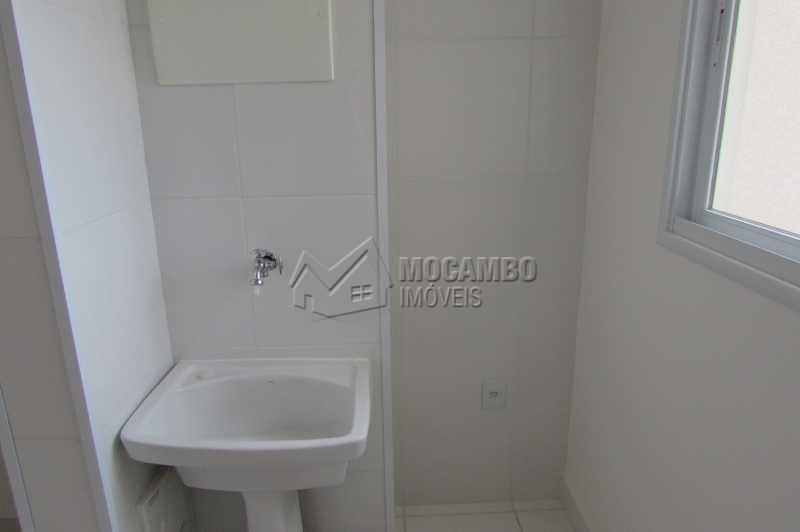 Área de Serviço - Apartamento 3 quartos à venda Itatiba,SP - R$ 420.000 - FCAP30361 - 9