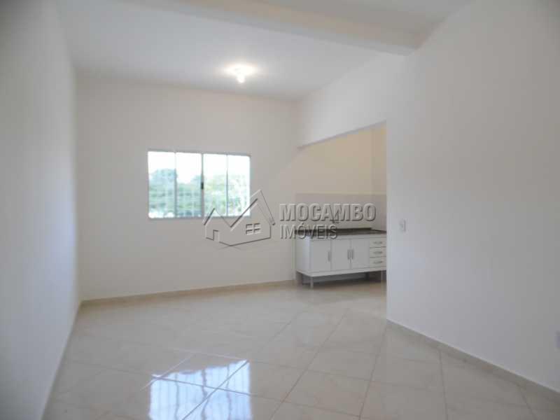 sala e cozinha - Casa 2 quartos para alugar Itatiba,SP - R$ 900 - FCCA20738 - 5