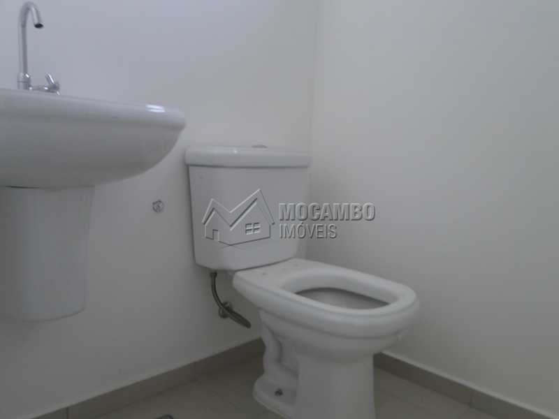 Banheiro - Sala Comercial Para Alugar no Condomínio Edifício Office Center - Centro - Itatiba - SP - FCSL00128 - 13