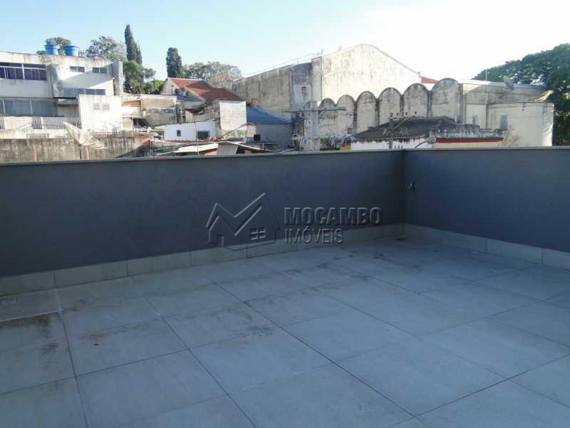 Sacada - Sala Comercial Para Alugar no Condomínio Edifício Office Center - Centro - Itatiba - SP - FCSL00128 - 12