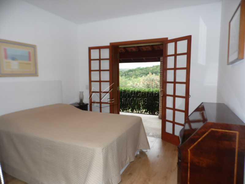 quarto - Casa Para Venda ou Aluguel no Condomínio Itaembú - Sítio da Moenda - Itatiba - SP - FCCN30239 - 10