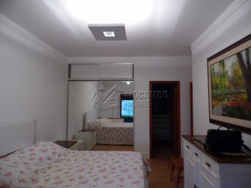 suite - Casa Para Venda ou Aluguel no Condomínio Itaembú - Sítio da Moenda - Itatiba - SP - FCCN30239 - 17