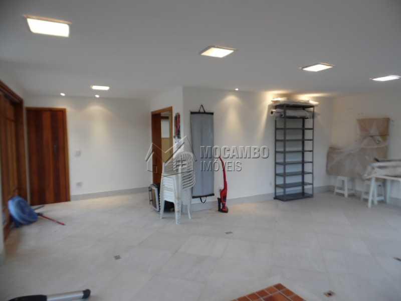 academia - Casa Para Venda ou Aluguel no Condomínio Itaembú - Sítio da Moenda - Itatiba - SP - FCCN30239 - 21
